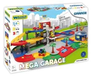 Mega garázs WADER 3 emelet + 3 autó 30434737