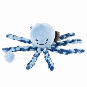 Nattou zenélő Octopus 23cm #sötétkék 30435765