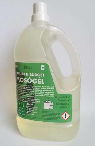 MM Green&Budget Mosógél 3L 30695914