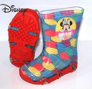 Disney Gumicsizma - Minnie Mouse #kék-piros 30436663 Gyerek csizma