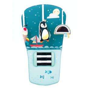 Taf Toys autós Játék - Pingvin #kék 30436841 Kiegészítők utazáshoz