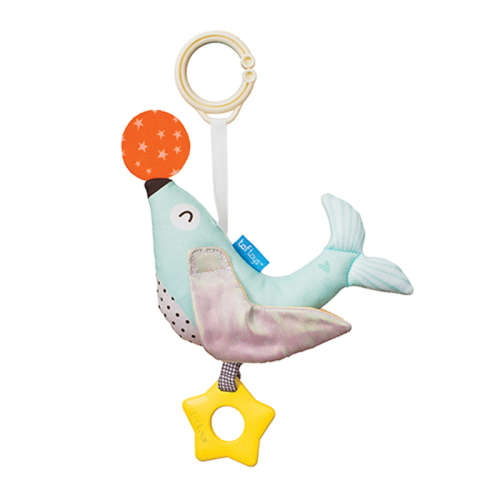 Taf Toys Felakasztható csörgő játék - Fóka #kék