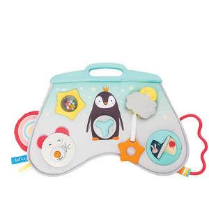 Taf Toys Játékcenter - Pingvin #szürke 30436846 Fejlesztő játék babáknak