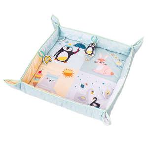 Taf Toys Játszószőnyeg 96x96cm - 4 évszak #kék 30436848