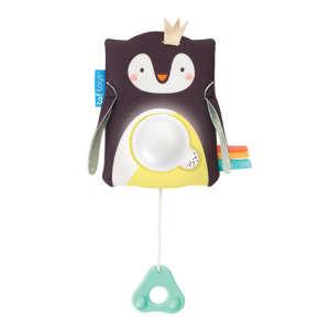 Taf Toys zenélő Éjszakai fény hangérzékelővel - Pingvin  30436893