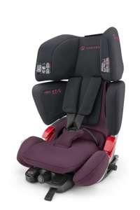 Concord Vario XT-5 Isofix Autósülés 9-36kg #fekete-rózsaszín 31303768 Concord Gyerekülés