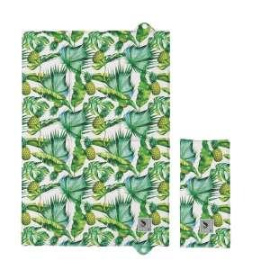 Ceba Flora&Fauna Pelenkázó alátét utazáshoz 40x60cm - Ananász #zöld 30437639