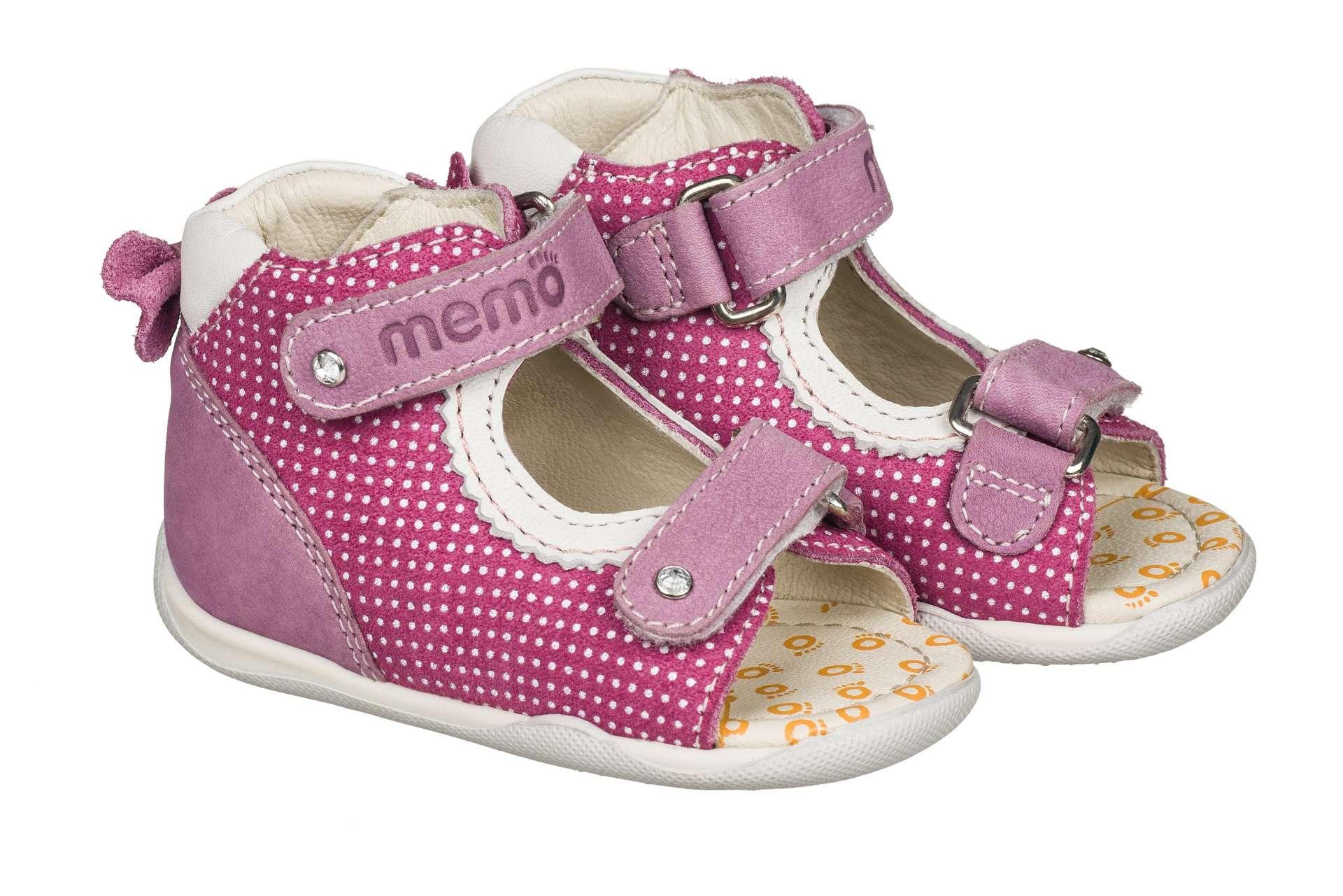 df234df6b8 Memo Mini lány Szandál #rózsaszín 18-21 | Pepita.hu