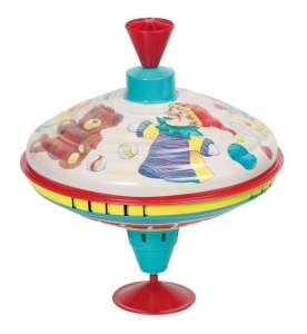 Búgócsiga 30994360 Pörgettyűs játék