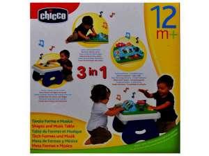 Chicco Music'n' Play játszóasztal 30439095 Fejlesztő játék bölcsiseknek