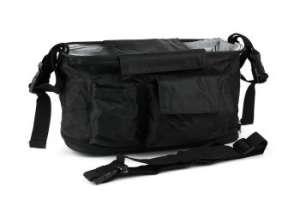 6 fakkos Pelenkázó táska #fekete 30439211