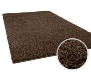 Shaggy Russel barna szőnyeg szett 1 db 60x220 cm és 2 db 60x110 cm 30439944 Szőnyeg gyerekszobába
