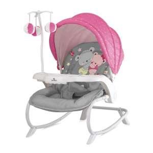 Lorelli Dream Time Pihenőszék - Maci #rózsaszín-szürke 30440191