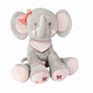 Nattou Plüss 75cm - Elefánt #szürke 30443942 Plüss