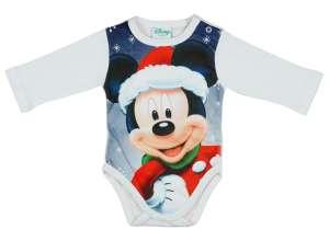 Disney Mickey Mikulás mintás hosszú ujjú kombidressz 30481267
