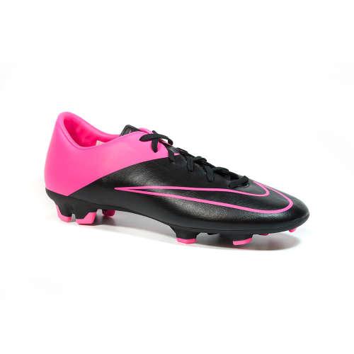 Nike Mercurial Victory Fg Férfi Foci Cipő  fekete-pink 44  a271da1872