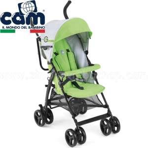 CAM Agile sport Babakocsi #szürke-zöld