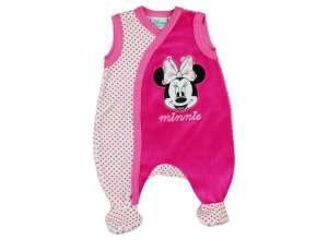 Disney Minnie lányka ujjatlan plüss Rugdalózó (56) 30449116