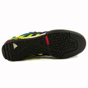 Adidas Terrex Swift Solo Férfi Túracipő #kék-fekete-sárga