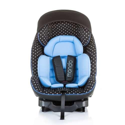 Chipolino Mondo Isofix Autósülés 0-25kg #kék 2109