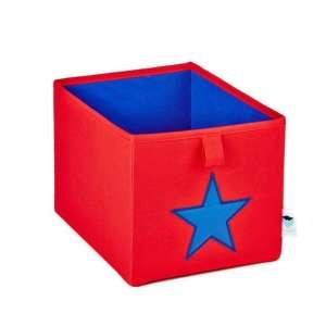 Store !T Kocka Tároló - Csillag #piros-kék 30484772 Játéktároló