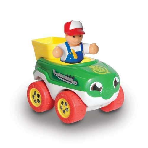 WOW Mini Trevor, a traktor
