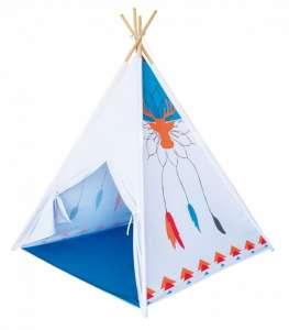 Iplay Indián sátor #fehér-kék 30491606
