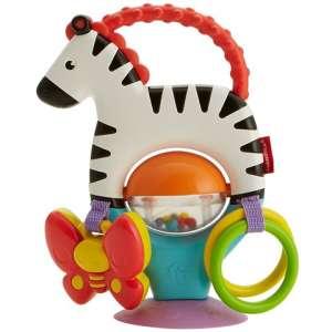 Fisher Price Foglalkoztató zebra 30479266 Fejlesztő játék babáknak