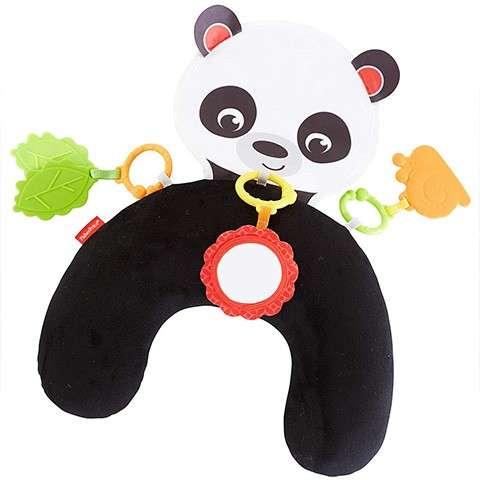 Fisher Price Pocakpárna - Panda #fekete-fehér 30452380
