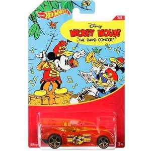 Hot Wheels - Disney Mickey's band Kisautó 30478542 Mickey Autós játékok, autó, jármű