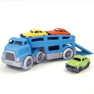 Green Toys Autó Szállító 30483961 Autós játékok, autó, jármű