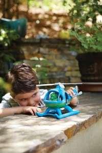 Green Toys helikopter #kék 30490599 Autós játékok, autó, jármű