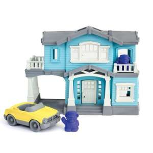 Green Toys Ház #kék 30486846 Szerepjáték