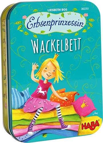 HABA Borsószem-hercegkisasszony fémdobozos Társasjáték