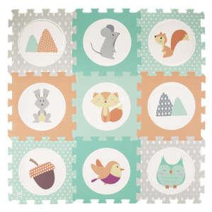 Mini róka Játszószőnyeg, szivacs Puzzle 30467832