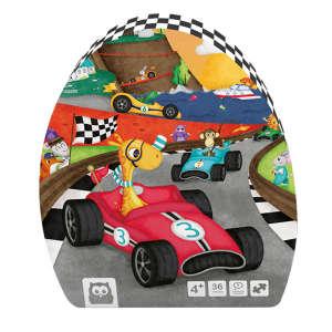 Autóverseny- 36 db-os Puzzle 30467834