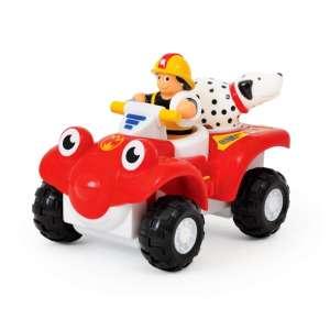 WOW Bertie Quad #piros 30490957 Autós játékok, autó, jármű