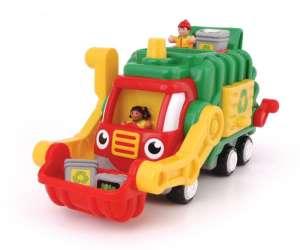 WOW Fred szemetesautója 30485513 Autós játékok, autó, jármű