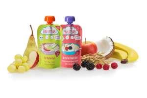 Fruchtbar Bio Gyümölcspürék 6 hó+ 100 g Akciós csomagajánlat (8 db) 30468321