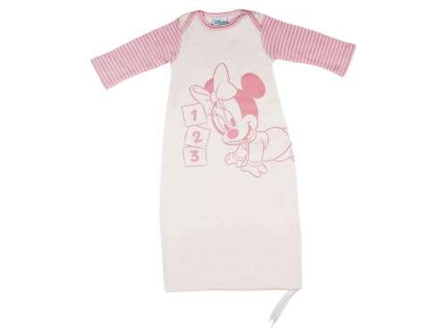 04aaa711b8 Bio pamut hosszú ujjú Hálózsák - Minnie Mouse #rózsaszín-bézs ...