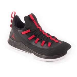 Nike Air Jordan Ultra Fly 2 Low Férfi Kosárlabda Cipő  fekete-piros 3d732dc4f5