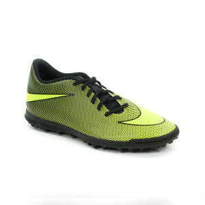 Nike Bravatax II TF Férfi Turf Focicipő  neon-fekete 3b41454401