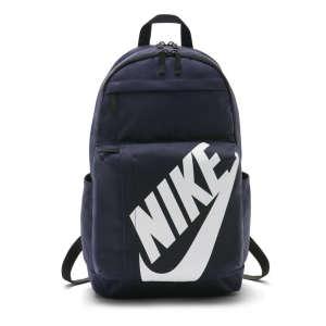 Nike Elemental Sport Hátizsák #sötétkék-fehér 30475700