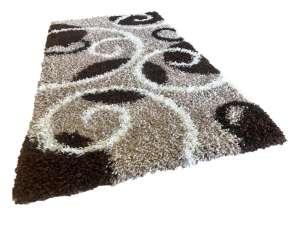 Shaggy Lia Szőnyeg 70x40cm #barna  30494910