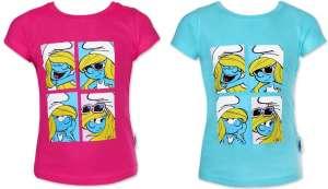 Gyerek póló, felső Smurfs, Törpikék 2-6 év 30495333