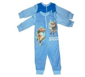 Overálos Pizsama - Dínó tesó #kék 30496306 Gyerek pizsama, hálóing