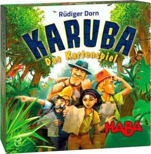 Haba Karuba Kártyajáték  30496140 Kártyajáték