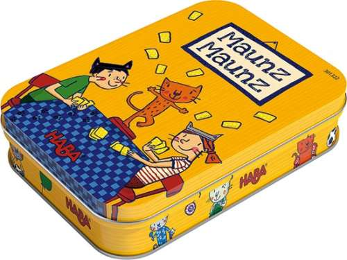 HABA Miau-Miau Kártyajáték