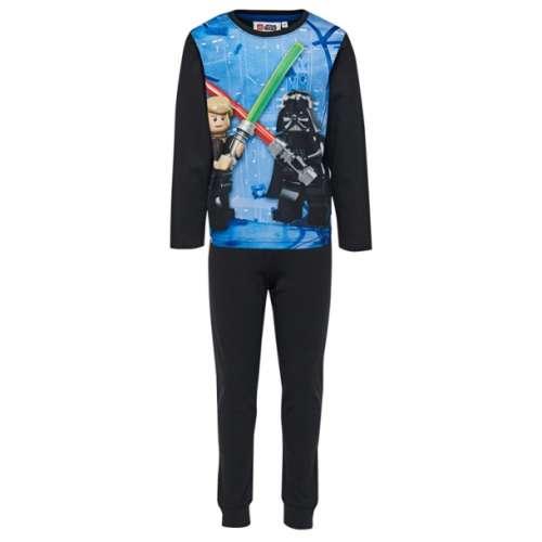 Fiú Pizsama - Lego Star Wars #fekete-kék