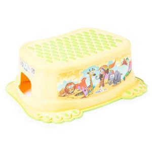 Tega Baby Fellépő - Szafari #sárga-zöld 30496718 Fellépő